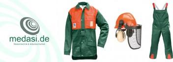 Sicherheitsbekleidung Forst