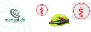 Helmkennzeichnung