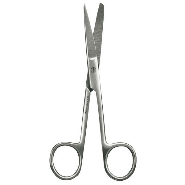 Chirurgische Schere Gerade, spitz - stumpf