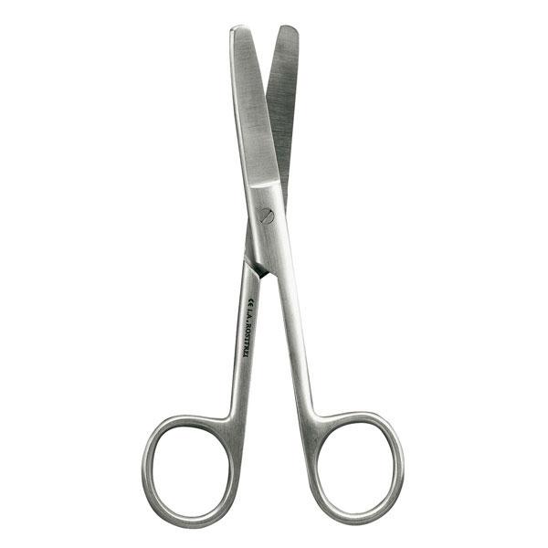Chirurgische Schere Gebogen, stumpf - stumpf