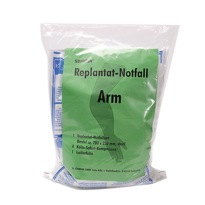 Replantat Notfallset SÖHNGEN® mittel für Arm