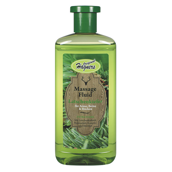 Latschenkiefer Massage-Fluid 500 ml Flasche