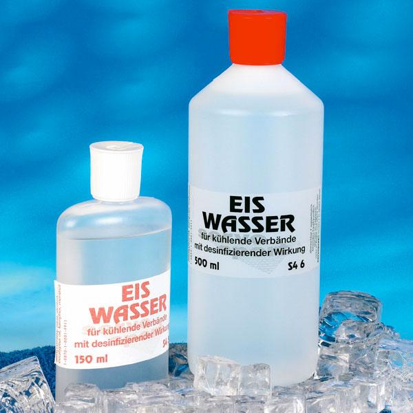 Eiswasser Servocare 150 ml Kleinflasche