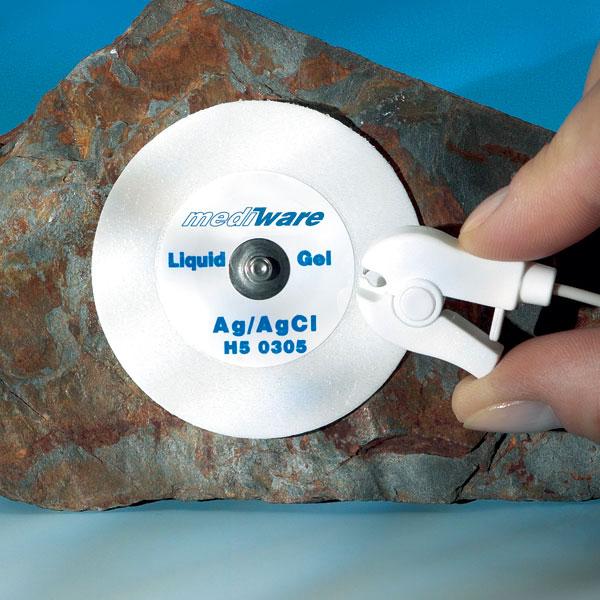 Schaumstoff-Elektrode Liquid Gel Ø 55 mm 30 Stück