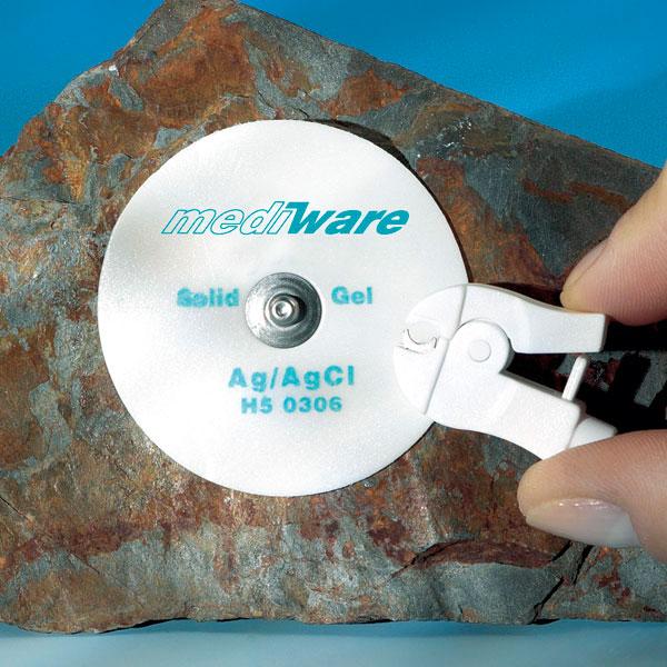 Schaumstoff-Elektrode Solid Gel Ø 50 mm 30 Stück