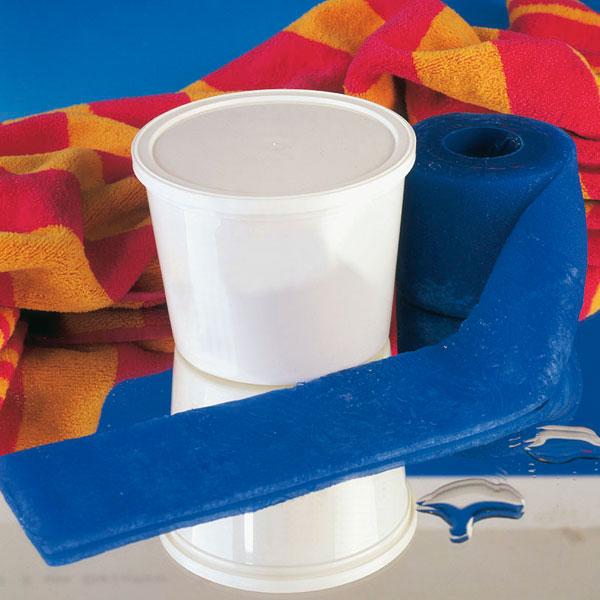 Kühlbandagen ohne Vorkühlen klein 5 x 120 cm