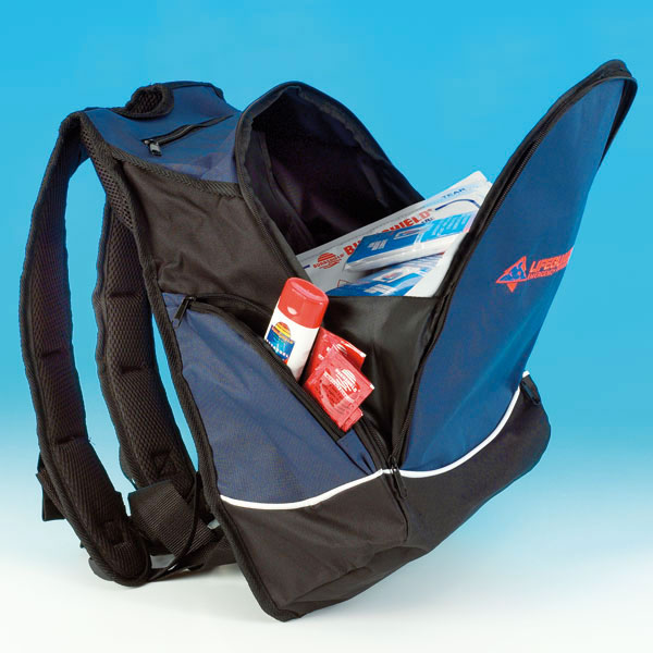 Burnshield-Kit im Lifeguard Rucksack