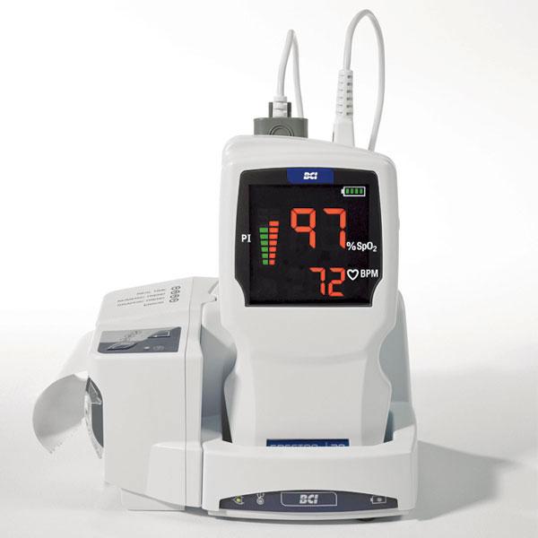 Pulsoximeter System Spectro 2TM 10 digitales
