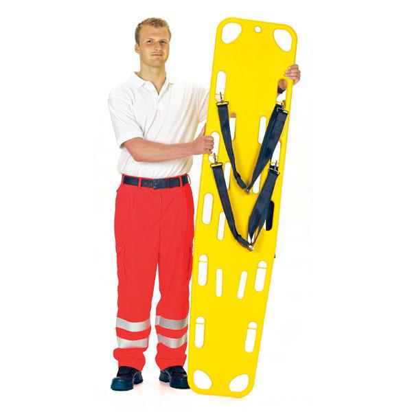 Spineboard Lifeguard mit Speed-Clip Erwachsene