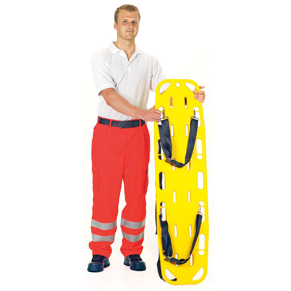 Spineboard Lifeguard mit Speed-Clip  Kinder