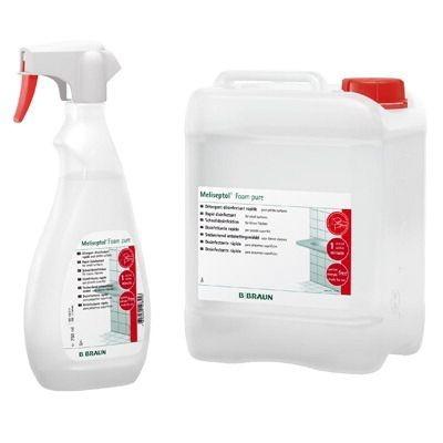 Meliseptol Foam pure Fächendesinfektion Sprühflasche 750ml