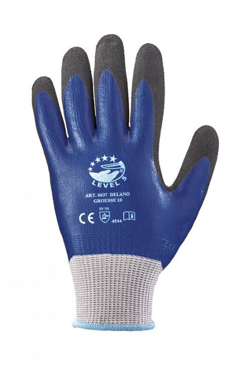 Schnittschutzhandschuh Delano dunkelblau