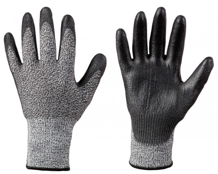 Schnittschutzhandschuhe Akron schwarz