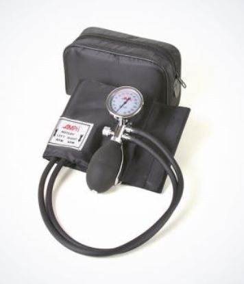 Blutdruckmessgerät 2-Schlauch Med-Comfort Aneroid