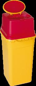 Multi-Safe euroMatic 7000 gelb, Entsorgungsbox 7 Liter