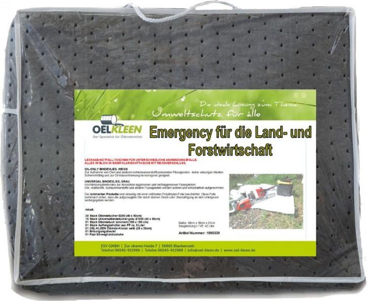 Notfallset Forst- und Landwirtschaft FWS24