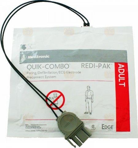 Defibrillalionselektroden QUIK-COMBO® Elektroden - REDY-PAK - Erwachsene