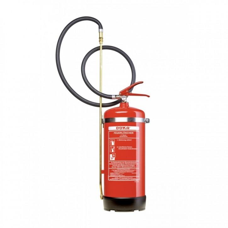 Wasserfeuerlöscher DÖKA WN9BKSF 9L Frostsicher