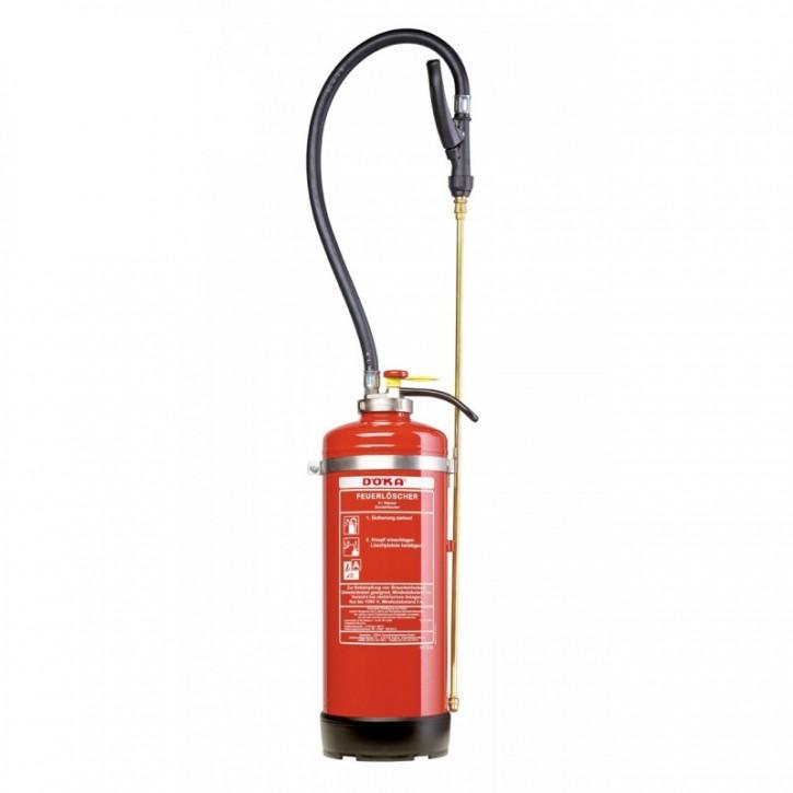 Wasserfeuerlöscher DÖKA Wi9BKSF 9L Frostsicher