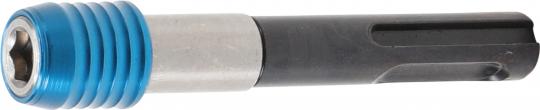 "SDS-Bithalter | Abtrieb Innensechskant 6,3 mm (1/4"") | 80 mm"