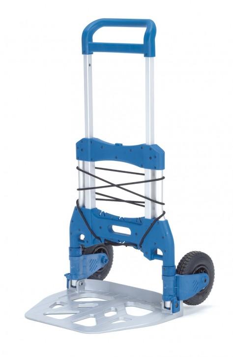 Paketroller 1735 250 kg, Höhe 1190 mm klappbar