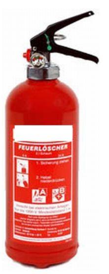 Schaumlöscher Neuruppin S 2 DF 2 Liter 1LE