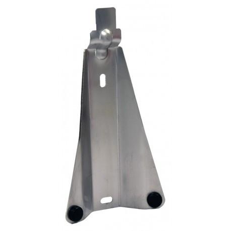 Wandhalter Delta Antimagnetisch Edelstahl 4-12kg
