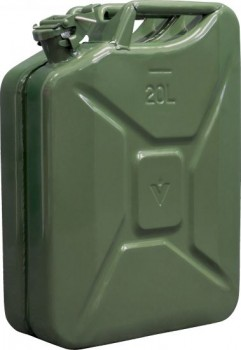 Kraftstoffkanister Metall 5 Liter