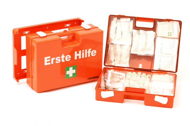 Erste-Hilfe-Koffer - MAXI mit Inhalt: DIN 13169