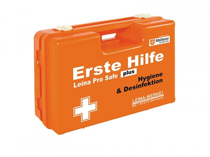 Leina Pro Safe plus - Hygiene & Desinfektion gefüllt