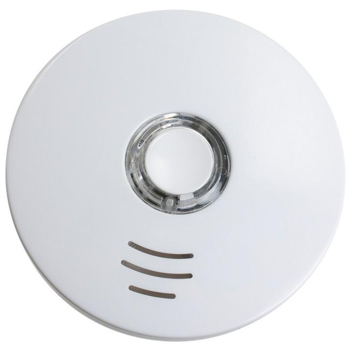 Rauchwarnmelder RMO-112LI2, EN 14604 und VdS geprüft