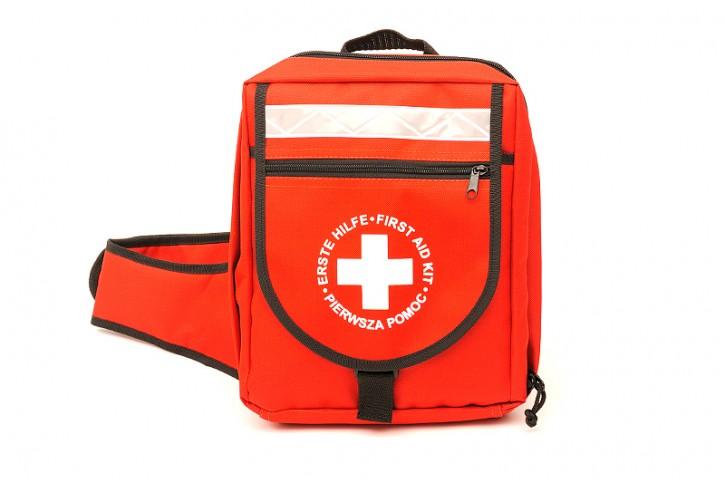 Erste-Hilfe-Notfallrucksack mit Inhalt DIN 13157