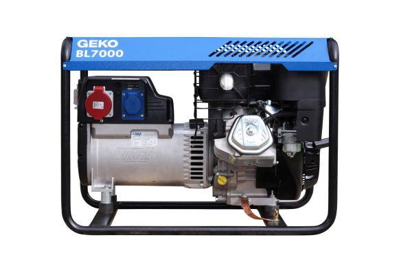 Geko Stromerzeuger BL7000 ED-S/SHBA 7,7 kW