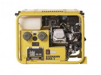 BSKA3 Stromerzeuger, DIN 14685-2 3,8 kW