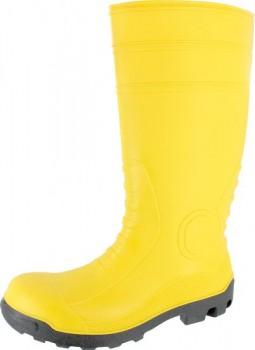 Gummistiefel Bob gelb Schafthöhe: ca. 38 cm S5