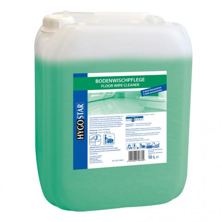 Bodenwischpflege Konzentrat 12 Flaschen x 1 Liter