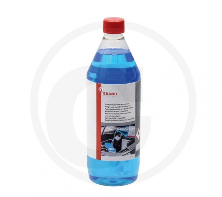 GRANIT Frostschutz-Konzentrat für die Scheibenwaschanlage (-60°C) 1 Liter