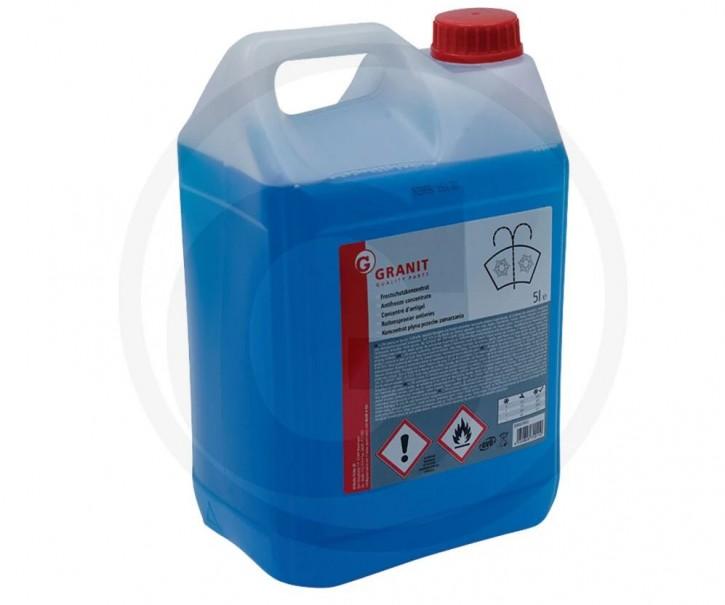 GRANIT Frostschutz-Konzentrat für die Scheibenwaschanlage (-60°C) 5 Liter