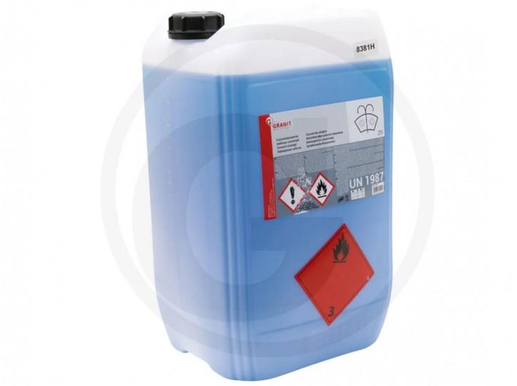 GRANIT Frostschutz-Konzentrat für die Scheibenwaschanlage (-60°C) 20 Liter