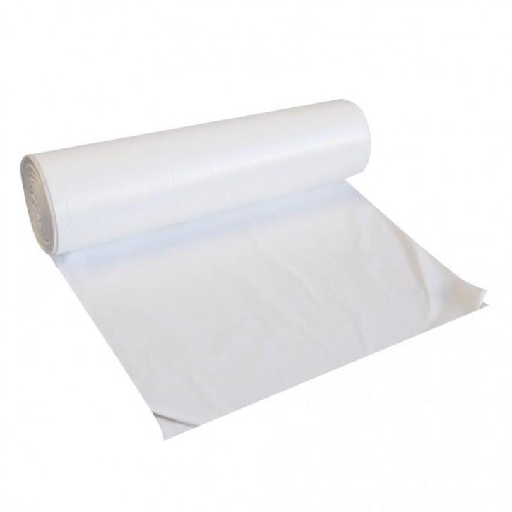 Müllsäcke 10L - HDPE, auf Rolle transparent 2000 Stück