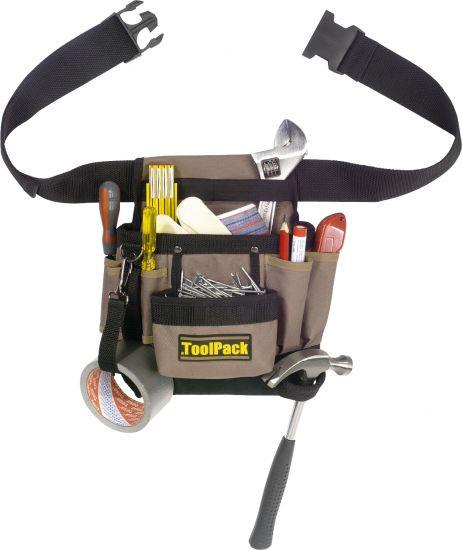 Gürteltaschen für Werkzeug 2-teilig