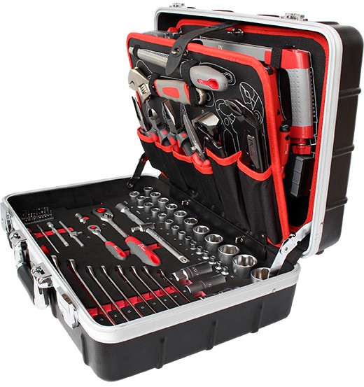 """ABS Werkzeugkoffer """"Professional"""" 150 tlg."""