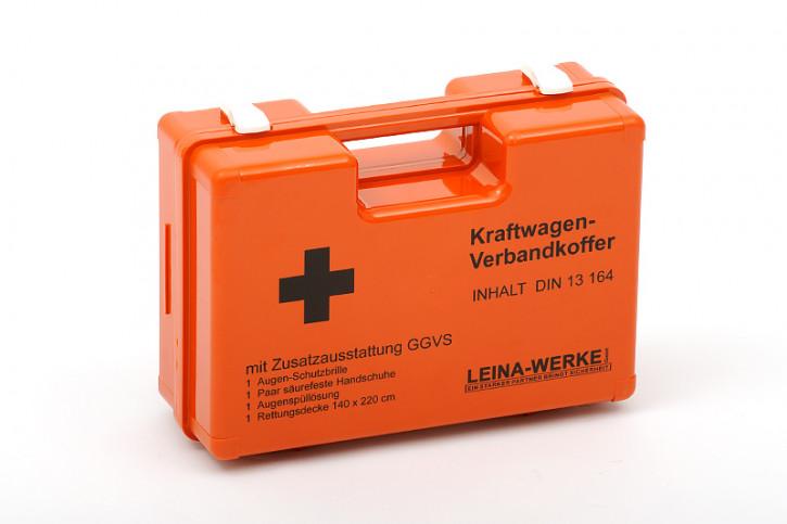 ADR-Gefahrgutkoffer mit DIN 13164