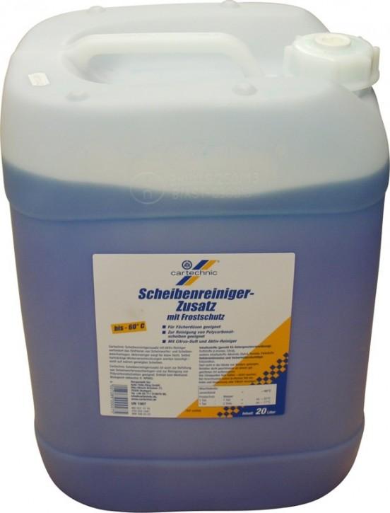 Scheiben-Frostschutz Cartechnic 20 Liter