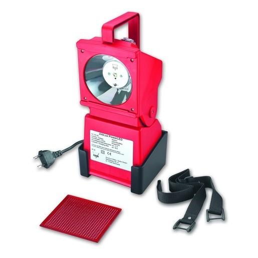 JobLux PowerLED, 230 V, rot, PowerLED und LED-Pilotlicht