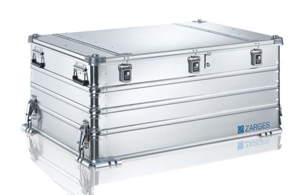Pritschenbox K 470 - 40512 - 414 Liter abnehmbar