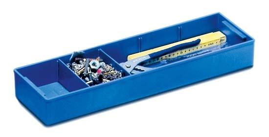 Kunststoffeinsatz blau - 40625 515x155x60mm