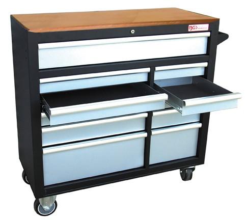 Werkstattwagen 11 Schubladen XL, leer