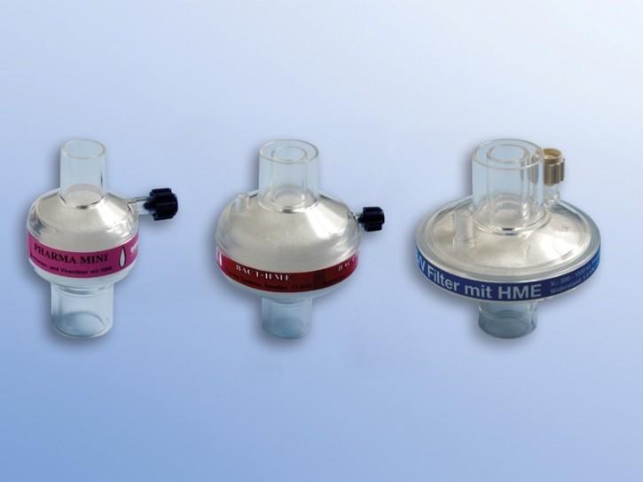 Bakterien-/Virenfilter, mit HME (Kind)