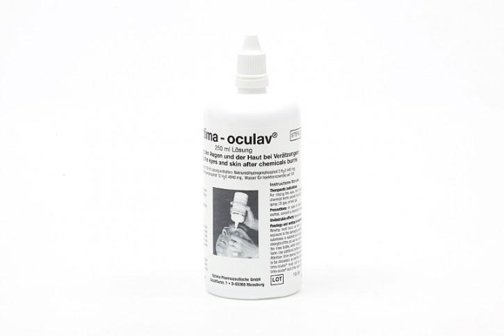 Augenspüllösung 250 ml bei Verätzungen
